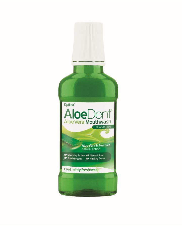 Aloe Vera Mouthwash (Fluoride Free) 250ml
