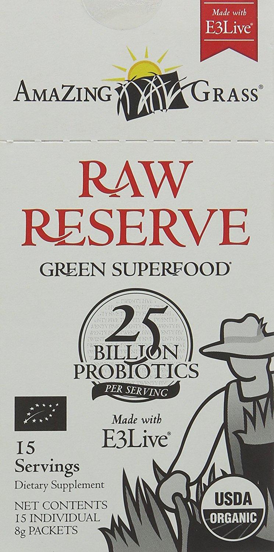 Raw Reserve 15 x 8g