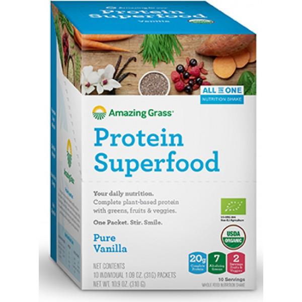 Protein Superfood Vanilla 10 x 31g