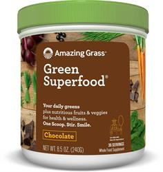 Green SuperFood Chocolate (30 Servings) 240g (Currently Unavailable)