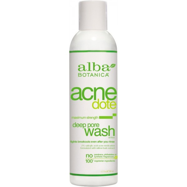 Acne Dote Deep Pore Wash 177ml