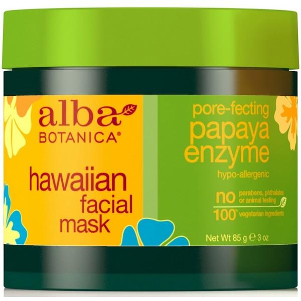 Hawaiian Facial Mask Papaya Enzyme 85g