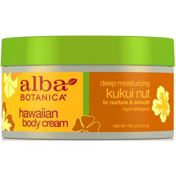 Hawaiian Body Cream Kukui Nut 184g