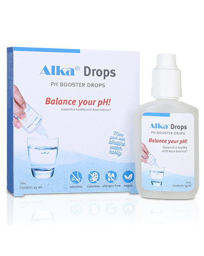 Alka pH Booster Drops 55ml