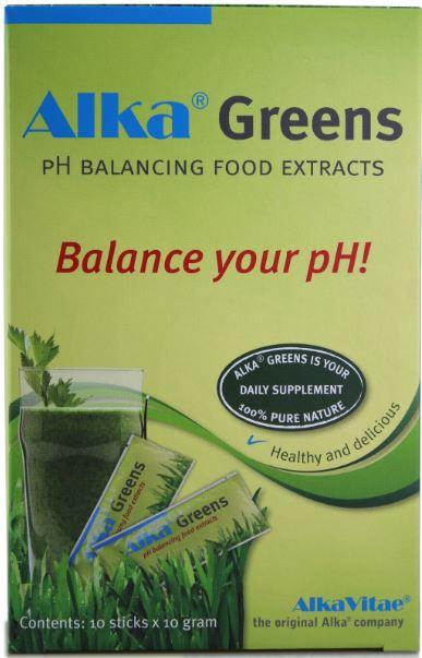 Alka Greens 10's