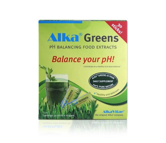 Alka Greens 30's