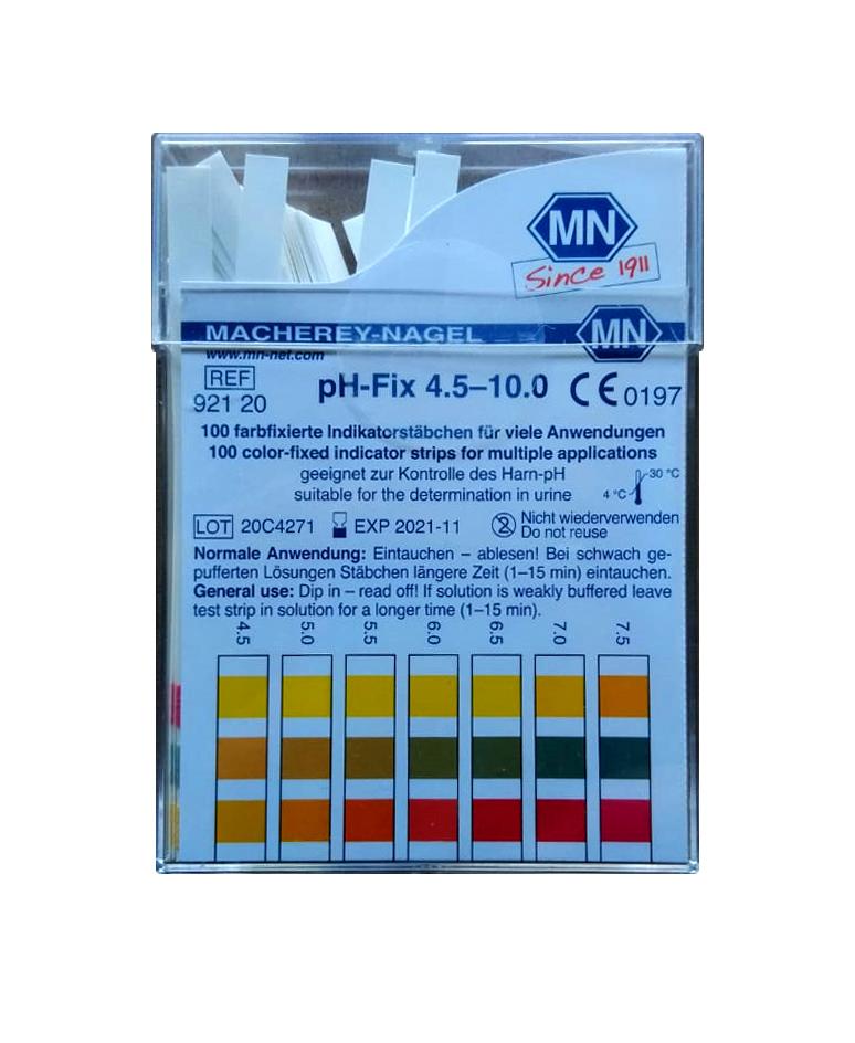 pH Test Strips 100's