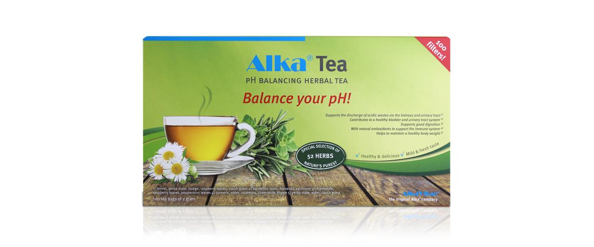 Alka Tea 100's