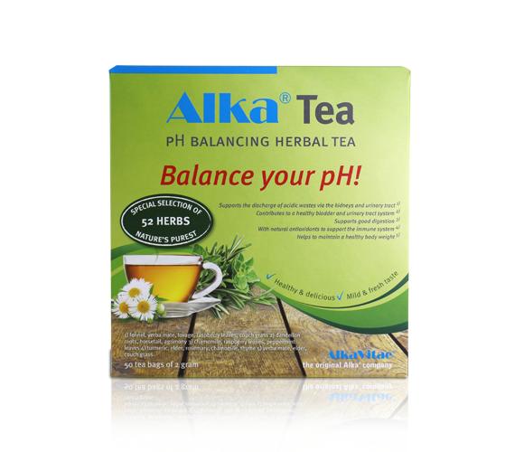 Alka Tea 50's