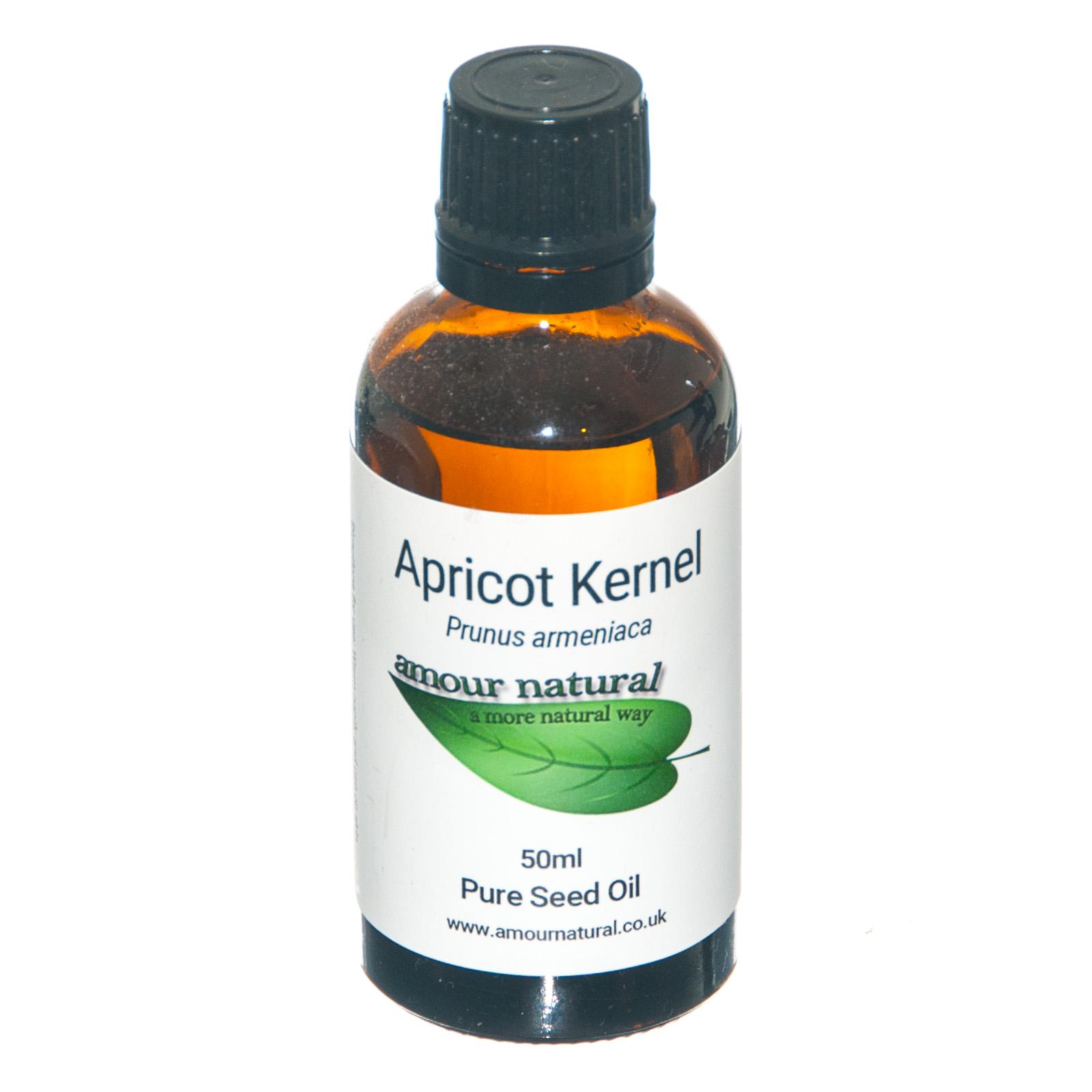 Apricot Kernel Oil 50ml