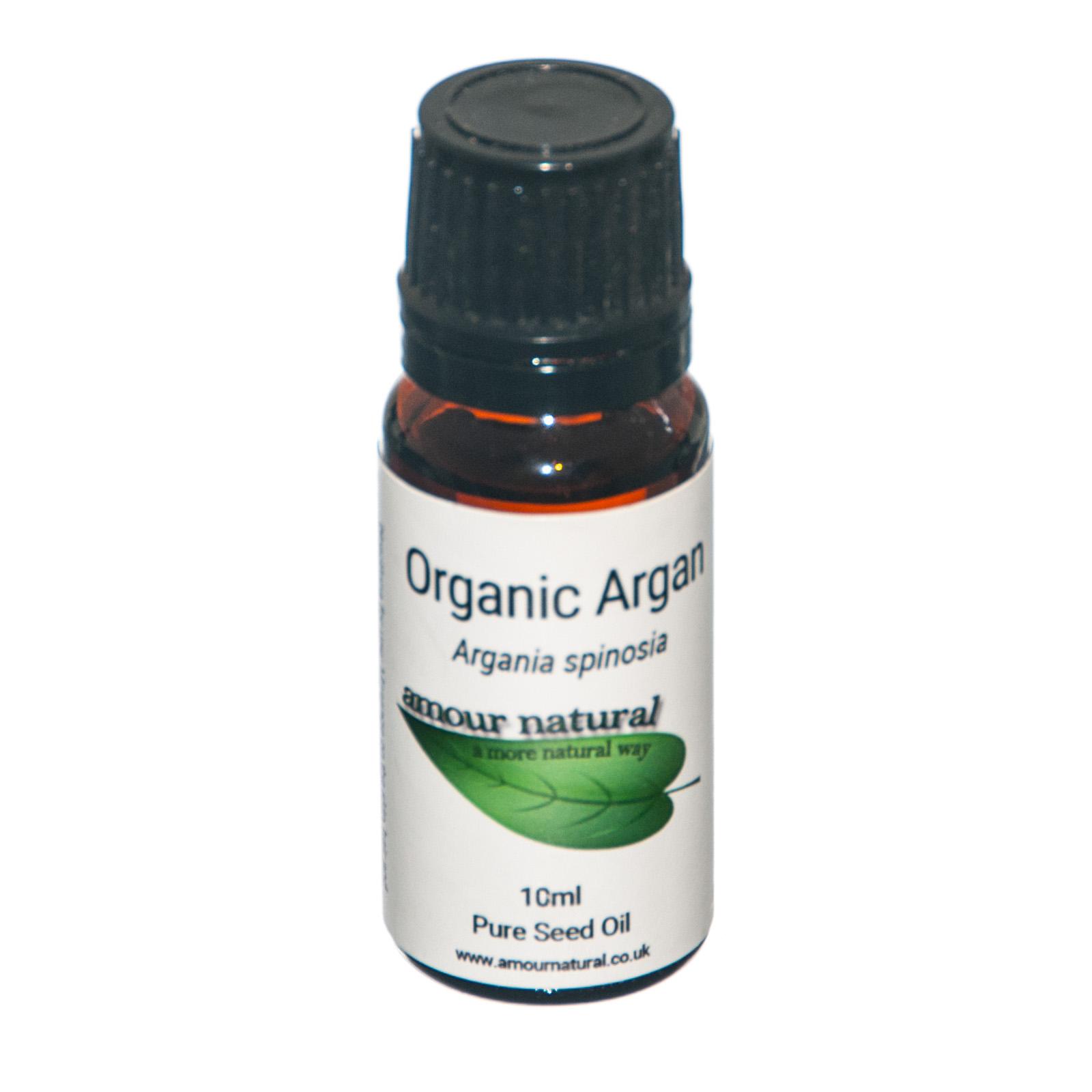 Organic Argan Oil 10ml