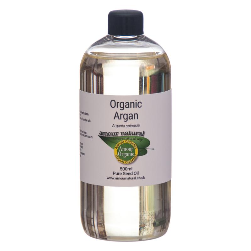 Organic Argan Oil 500ml