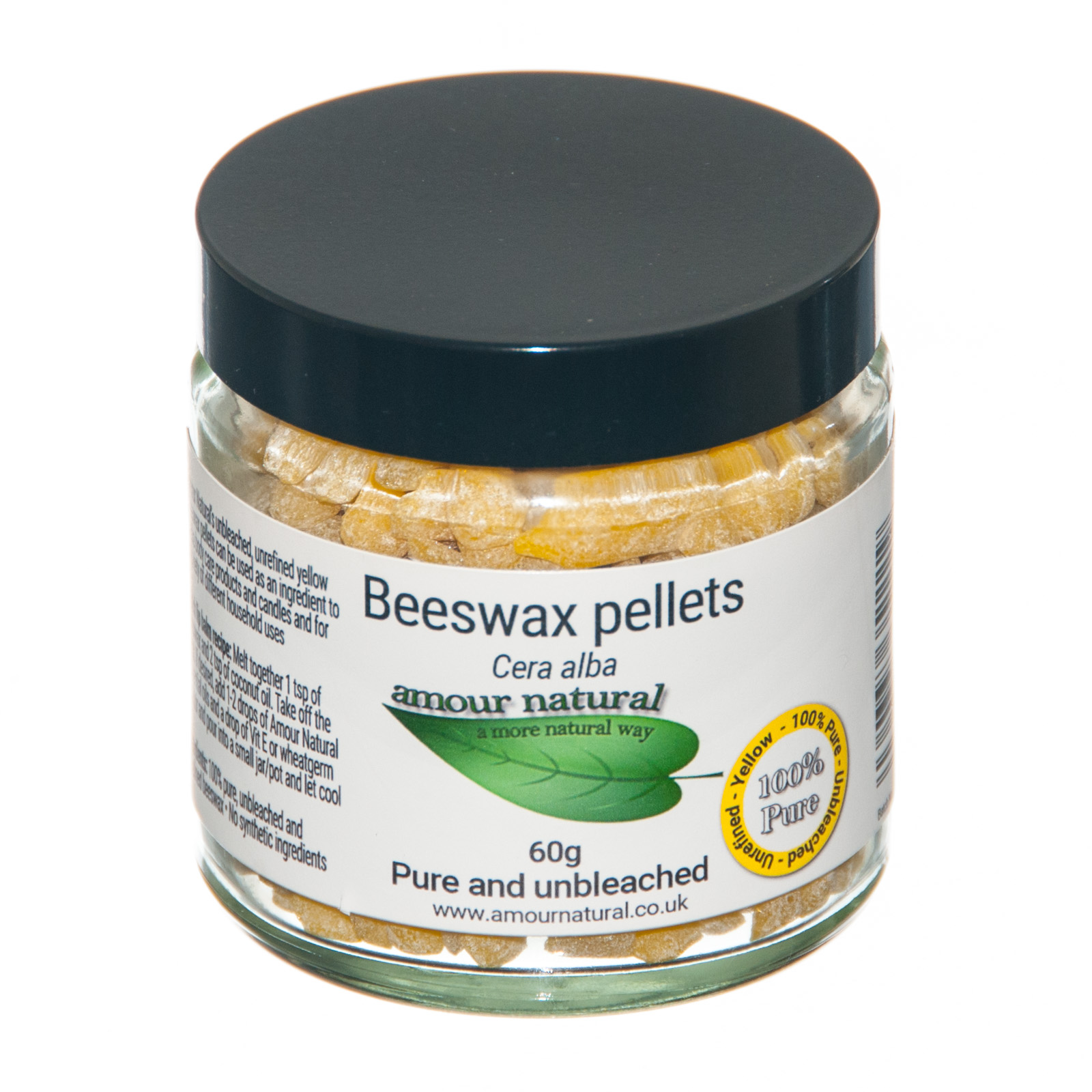 Beeswax Pellets 60g