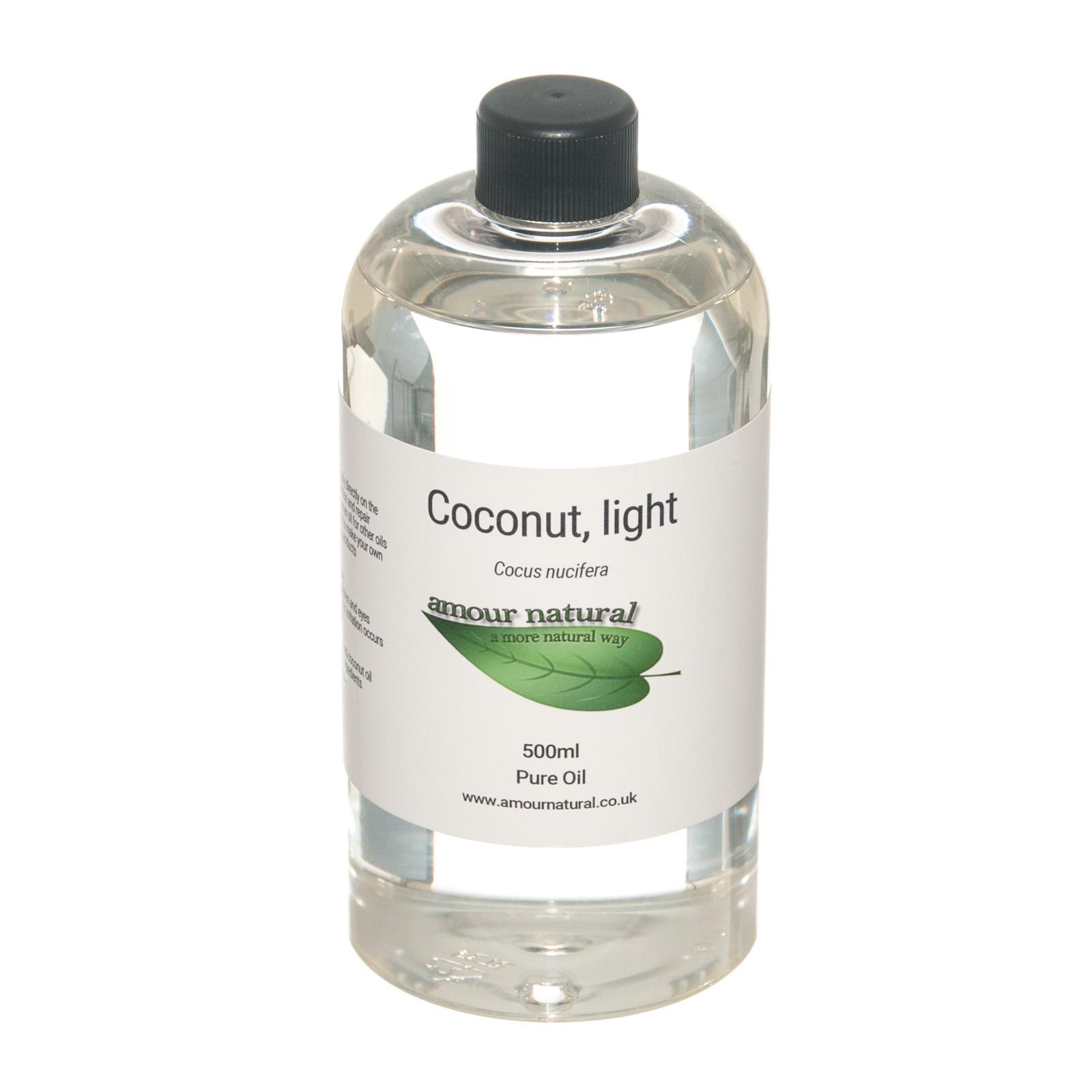 Coconut Oil Light 500ml