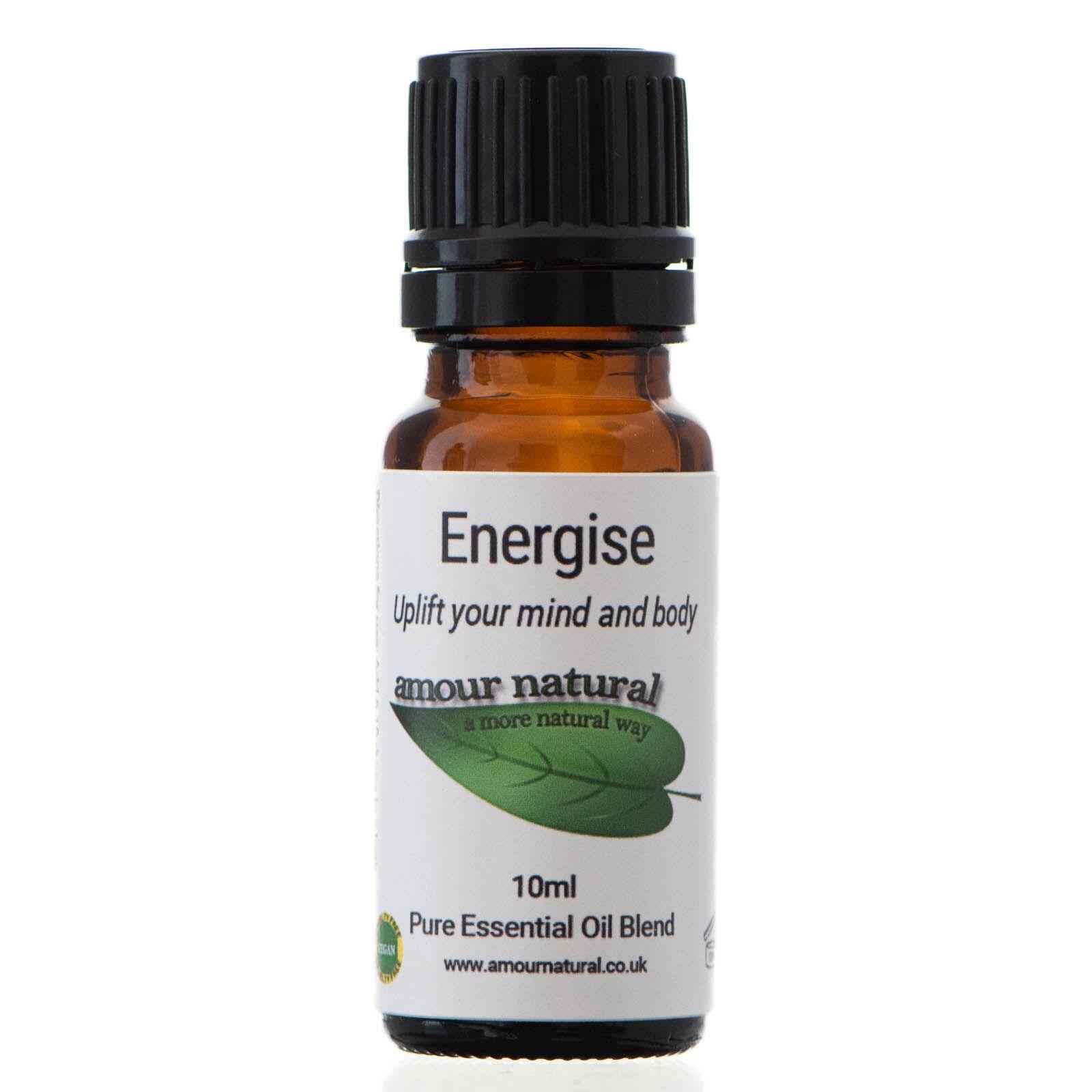Energise Pure Blend 10ml