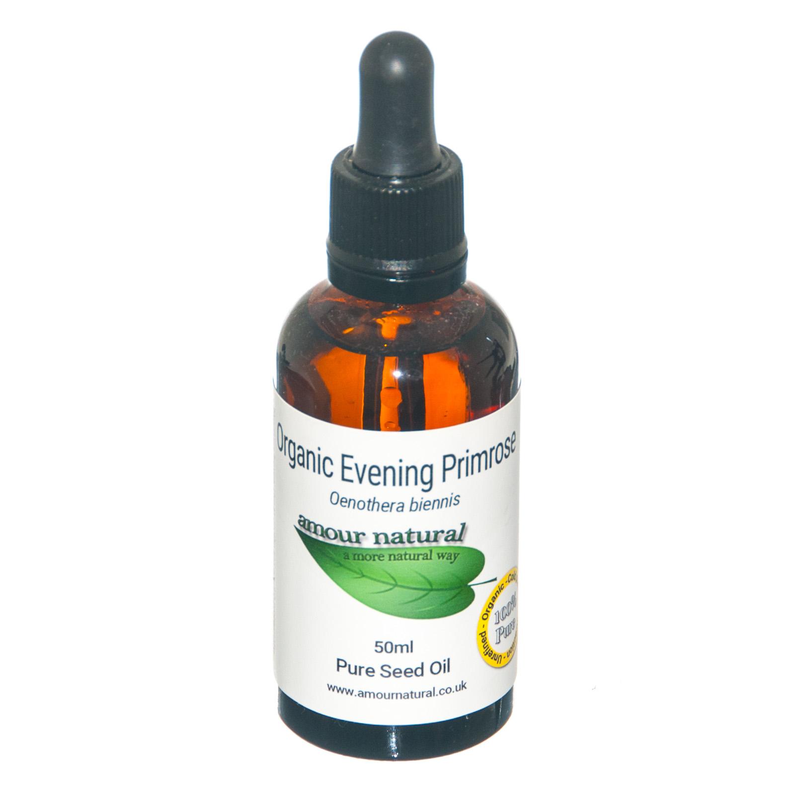 Organic Evening Primrose Oil 50ml