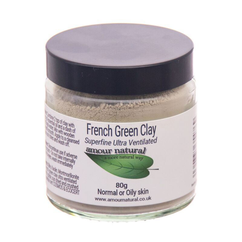 French Green Clay 80g