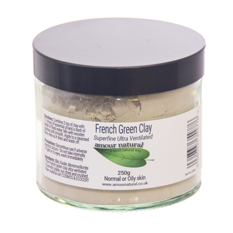 French Green Clay 200g