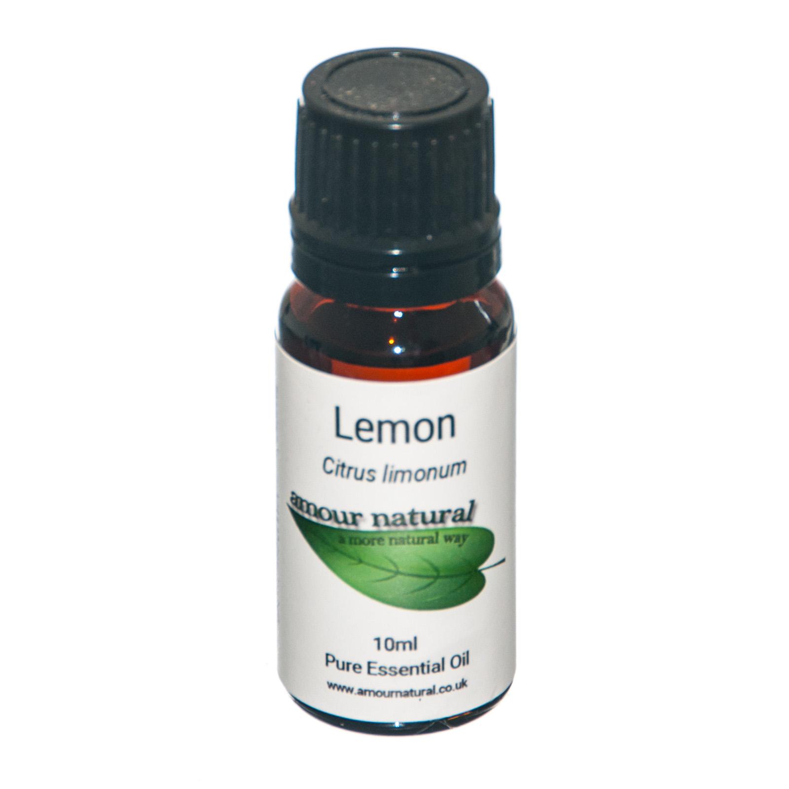 Lemon Oil 10ml