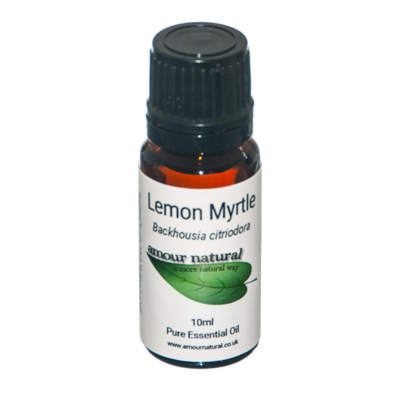 Lemon Myrtle Oil 10ml