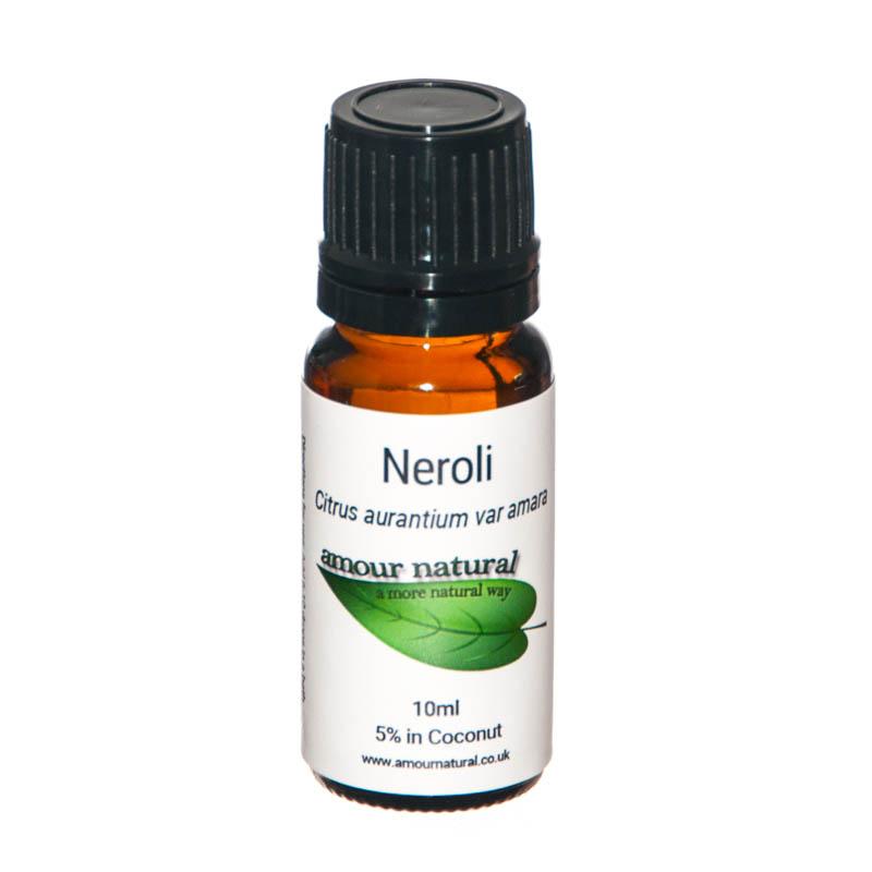Neroli Absolute 5% dilute 10ml