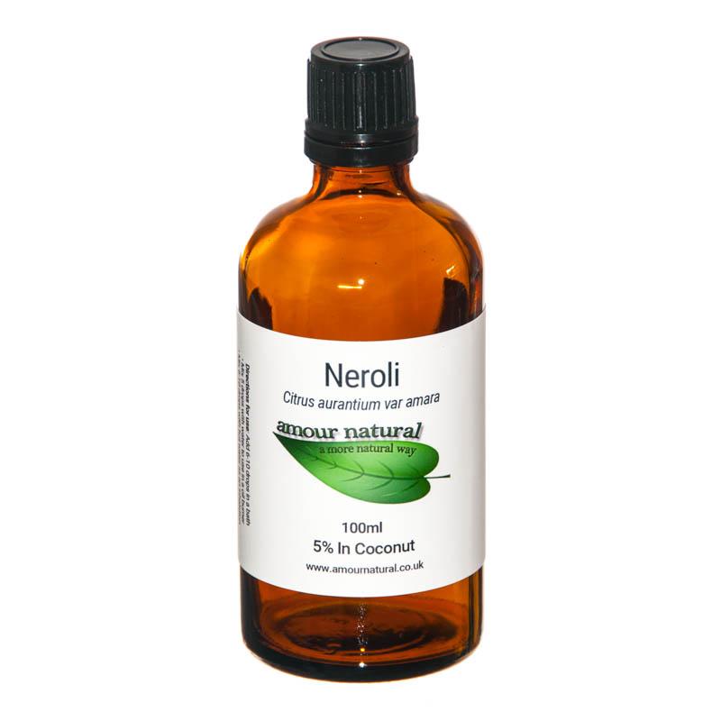 Neroli Absolute 5% dilute 100ml