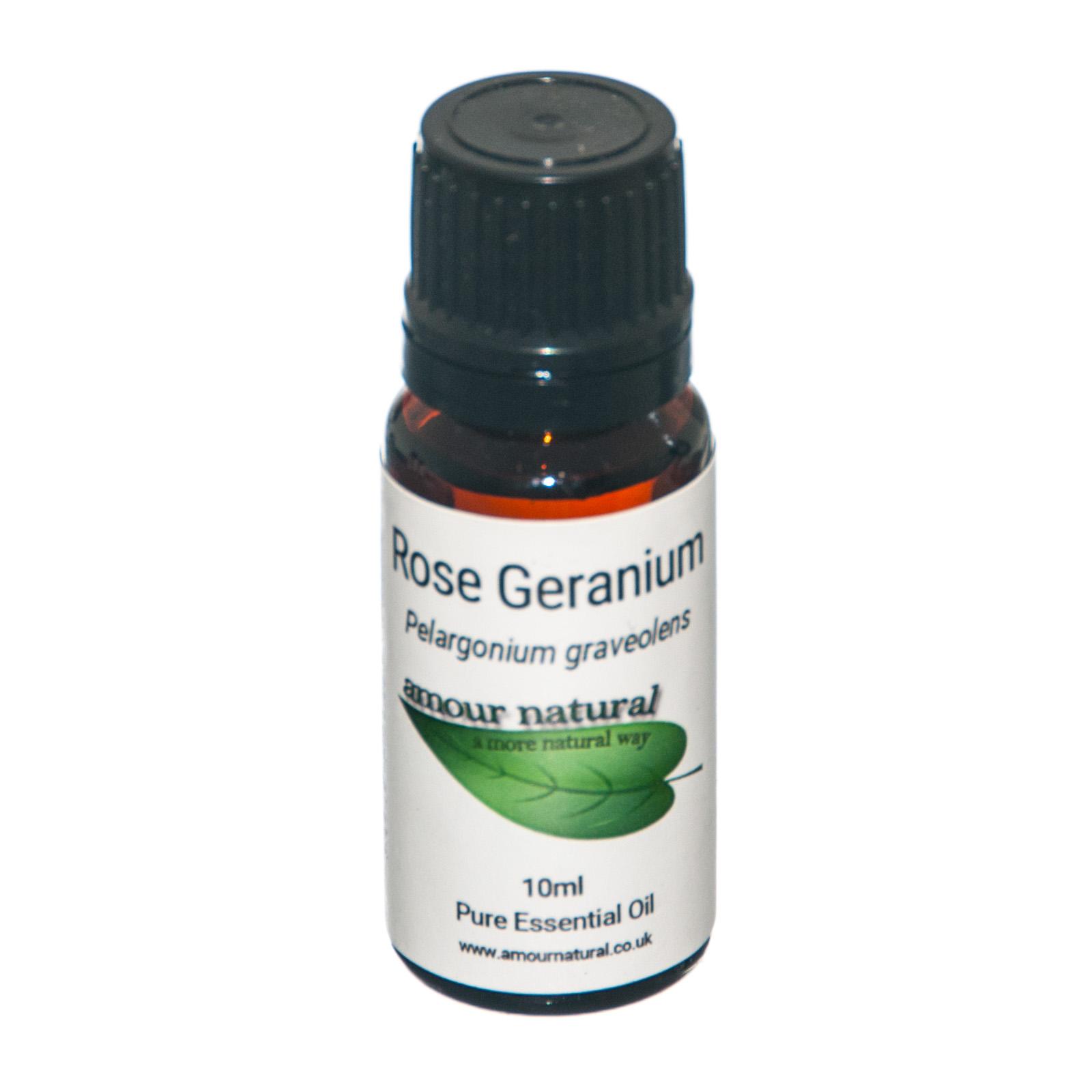 Rose Geranium 10ml