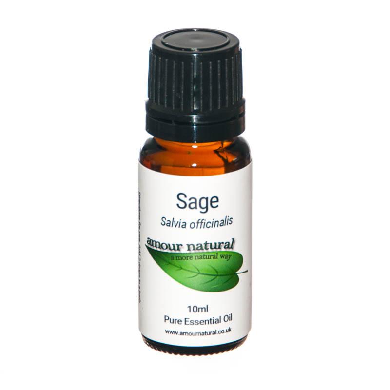 Sage Oil 10ml