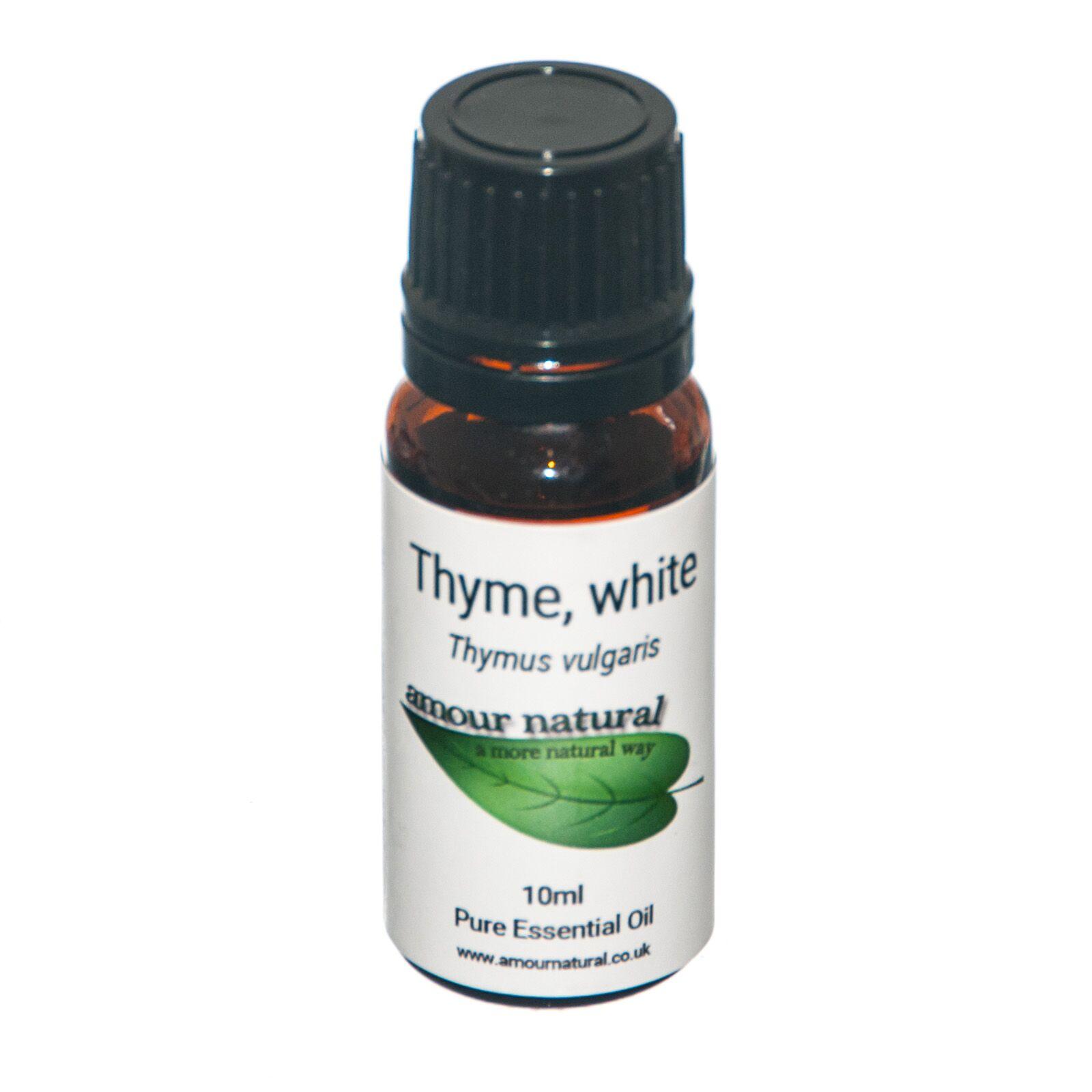 Thyme (White) Pure Essential Oil 10ml