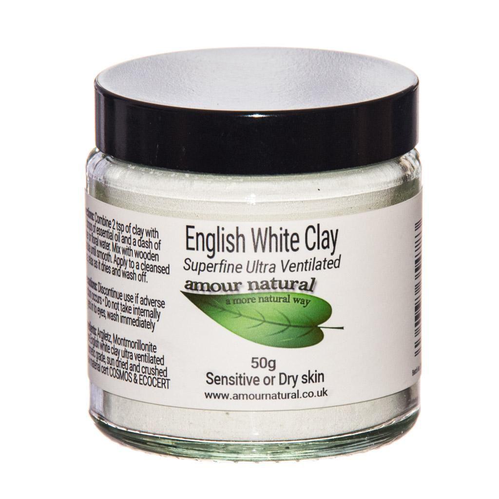English White Clay 50g