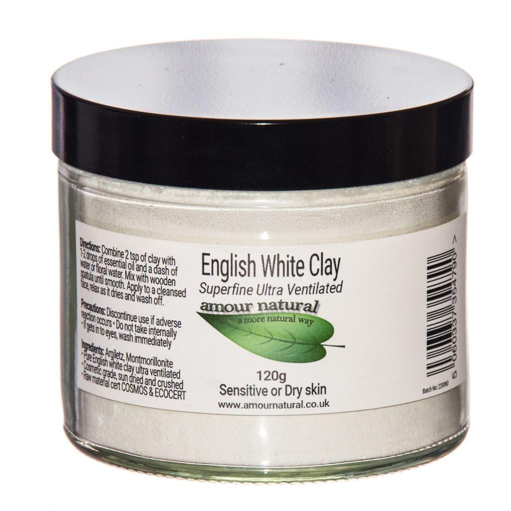 English White Clay 120g