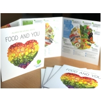 Food And You Leaflet (Pack of 25)