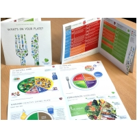 What's on Your Plate? Leaflet (Single)