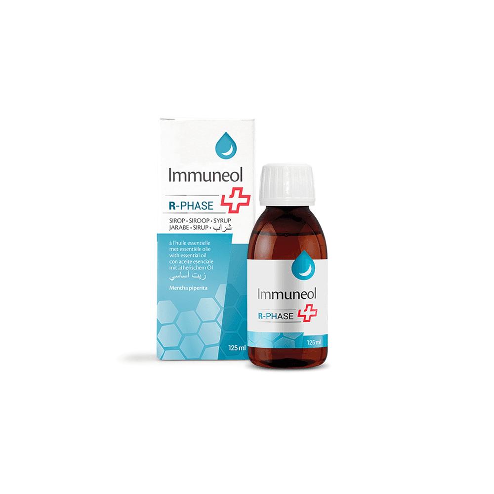 Immuneol R-Phase Syrup (Formerly Rhinophase) 125ml