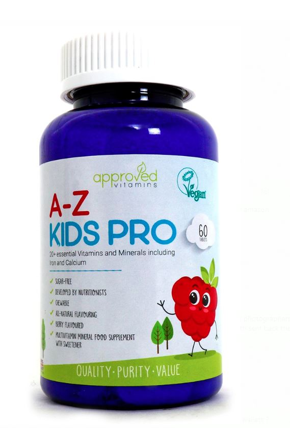 A-Z Kids Pro Multivitamin 60's
