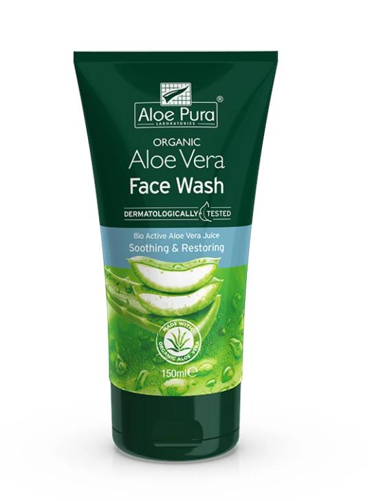 Aloe Vera Face Wash (Organic) 150ml