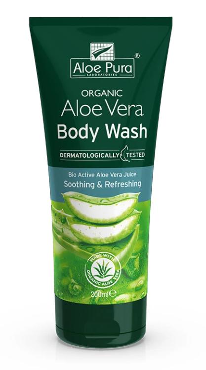Aloe Vera Body Wash 200ml