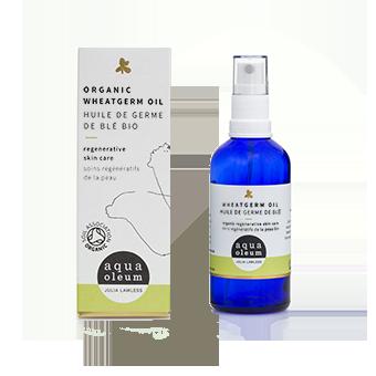 Organic Wheatgerm Oil 100ml