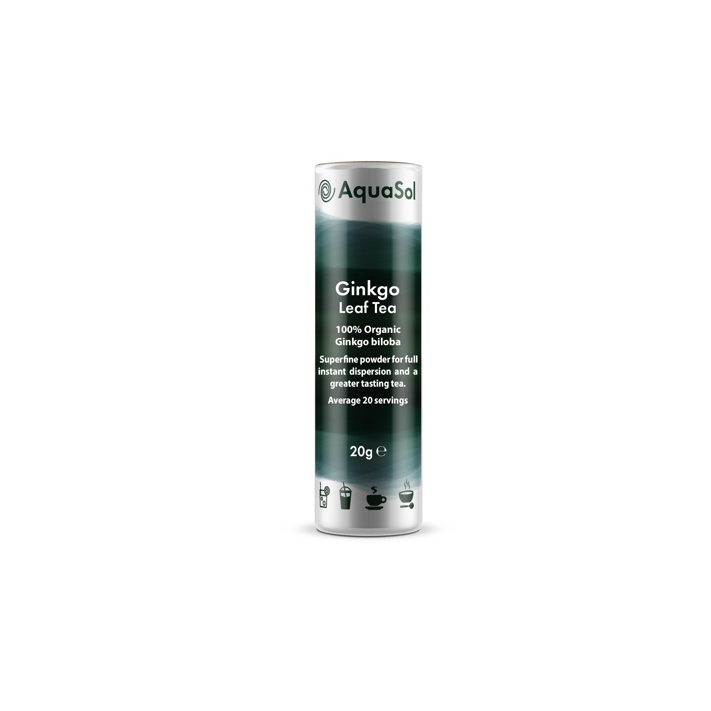 Ginkgo Leaf Tea 100% Organic 20g