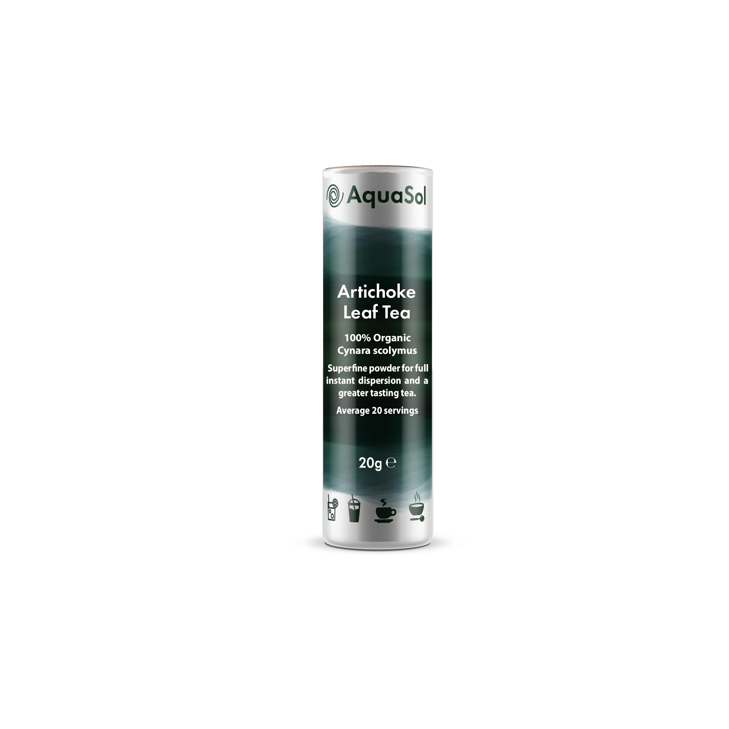 Artichoke Leaf Tea 100% Organic 20g