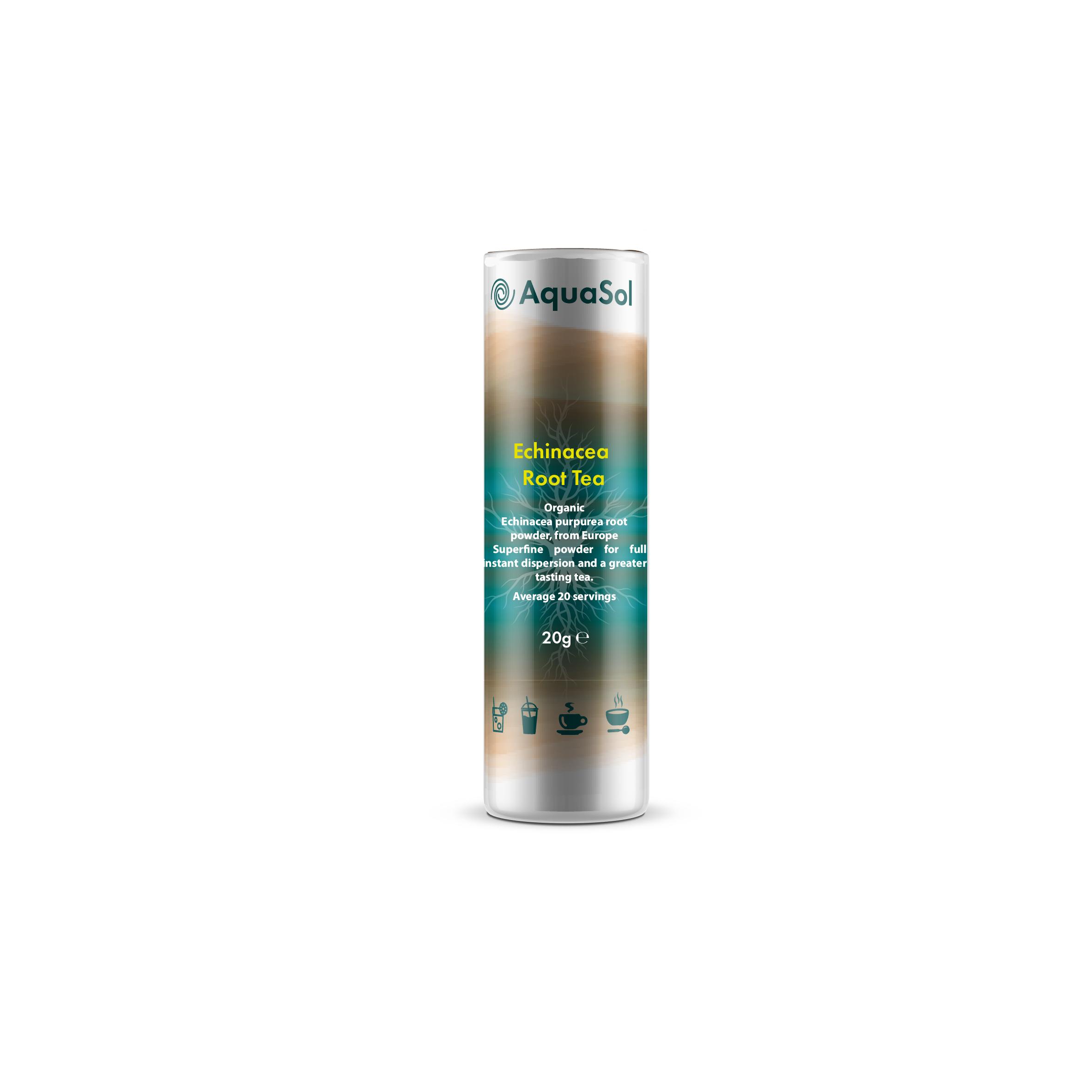 Echinacea Root Tea Organic 20g