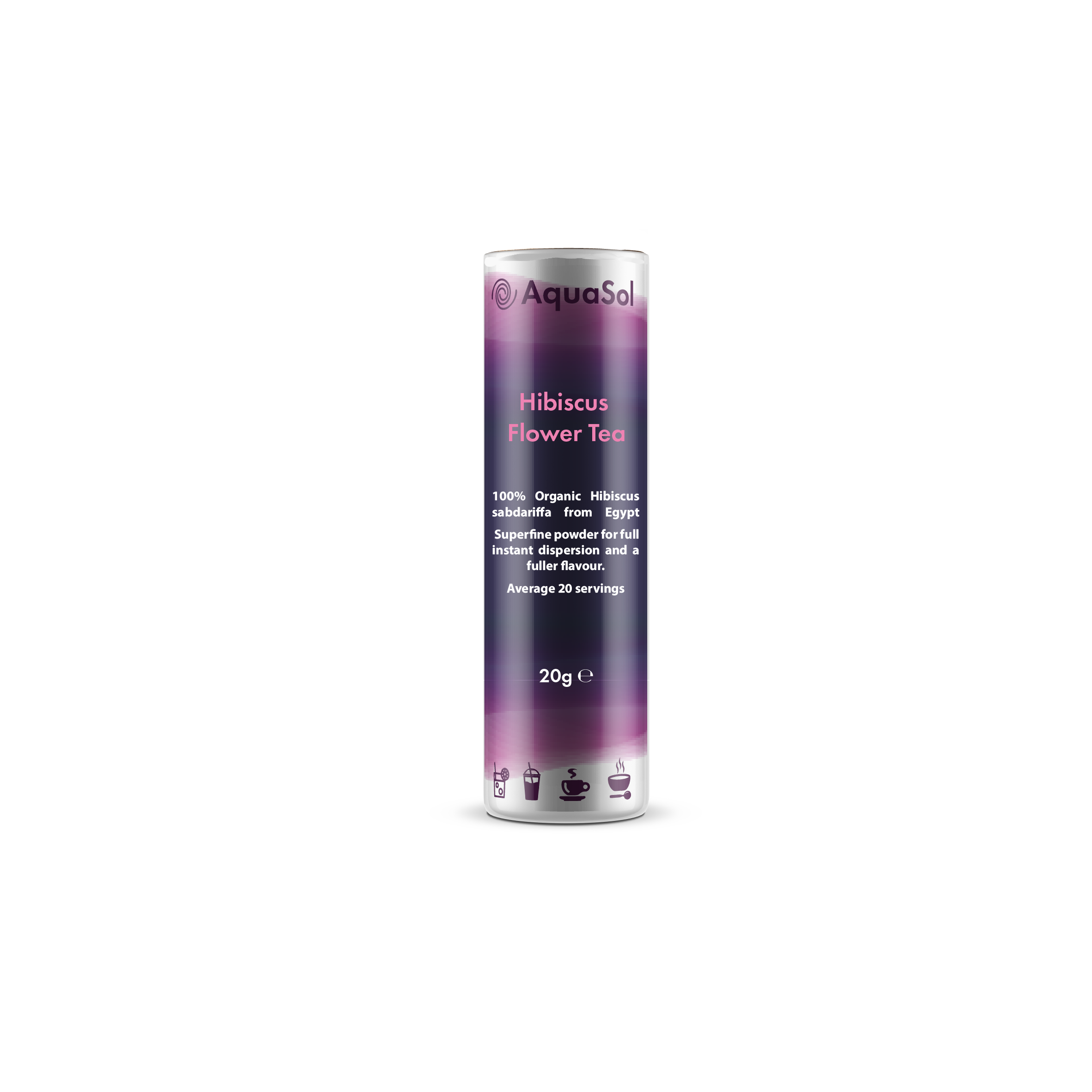 Hibiscus Flower Tea 100% Organic 20g