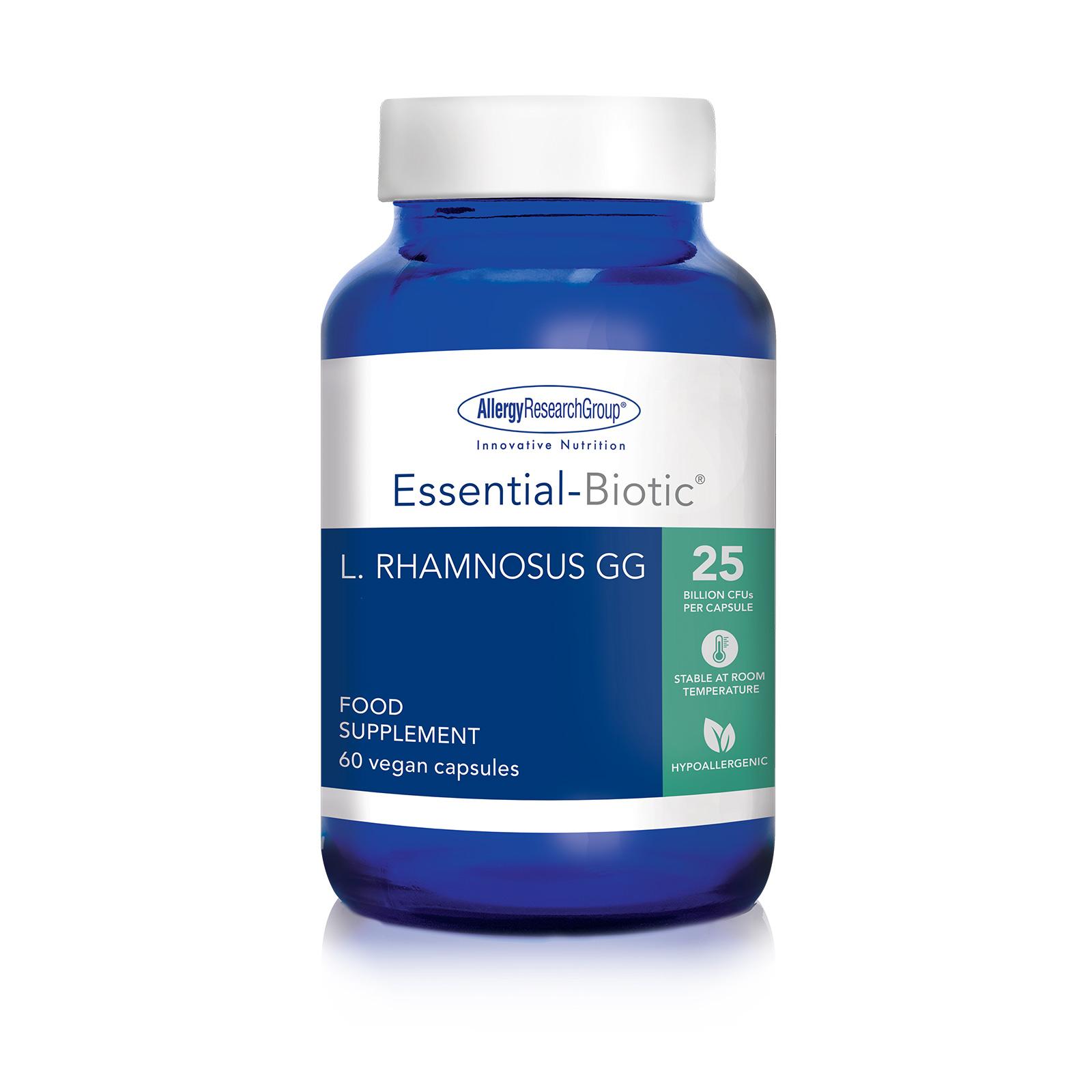 Essential Biotic L. Rhamnosus GG 60's