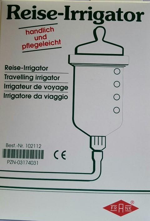 Enema Kit (Reise-Irrigator) (Currently Unavailable)
