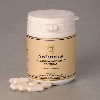 Calcium Pantothenate 90's