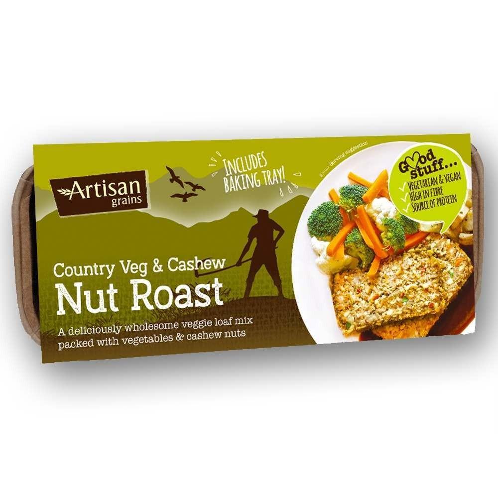 Country Veg & Cashew Nut Roast 200g
