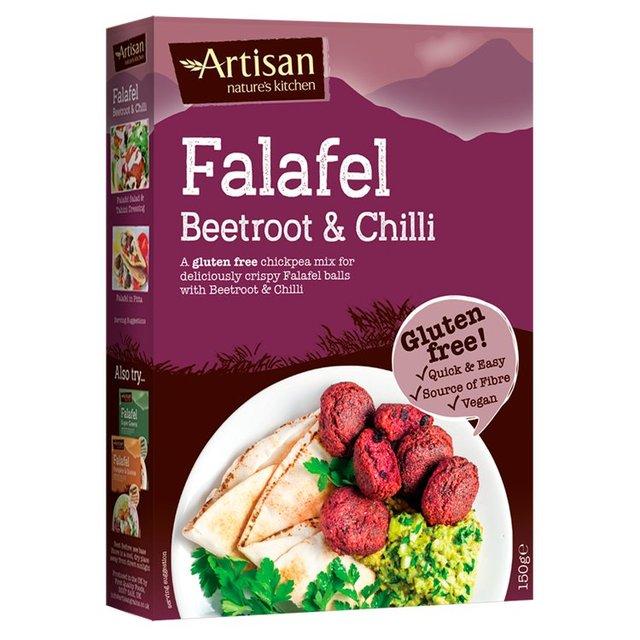 Falafel Beetroot & Chilli 150g