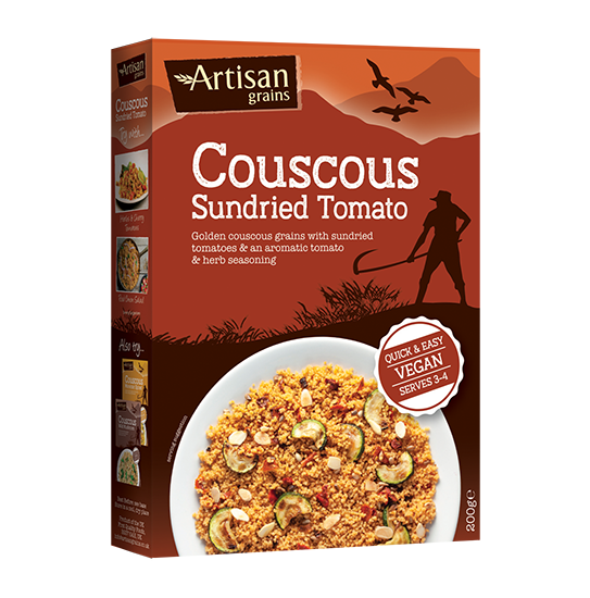 Couscous Sundried Tomato 200g