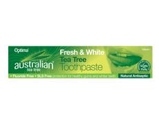 Fresh and White Toothpaste (Fluoride Free) 100ml