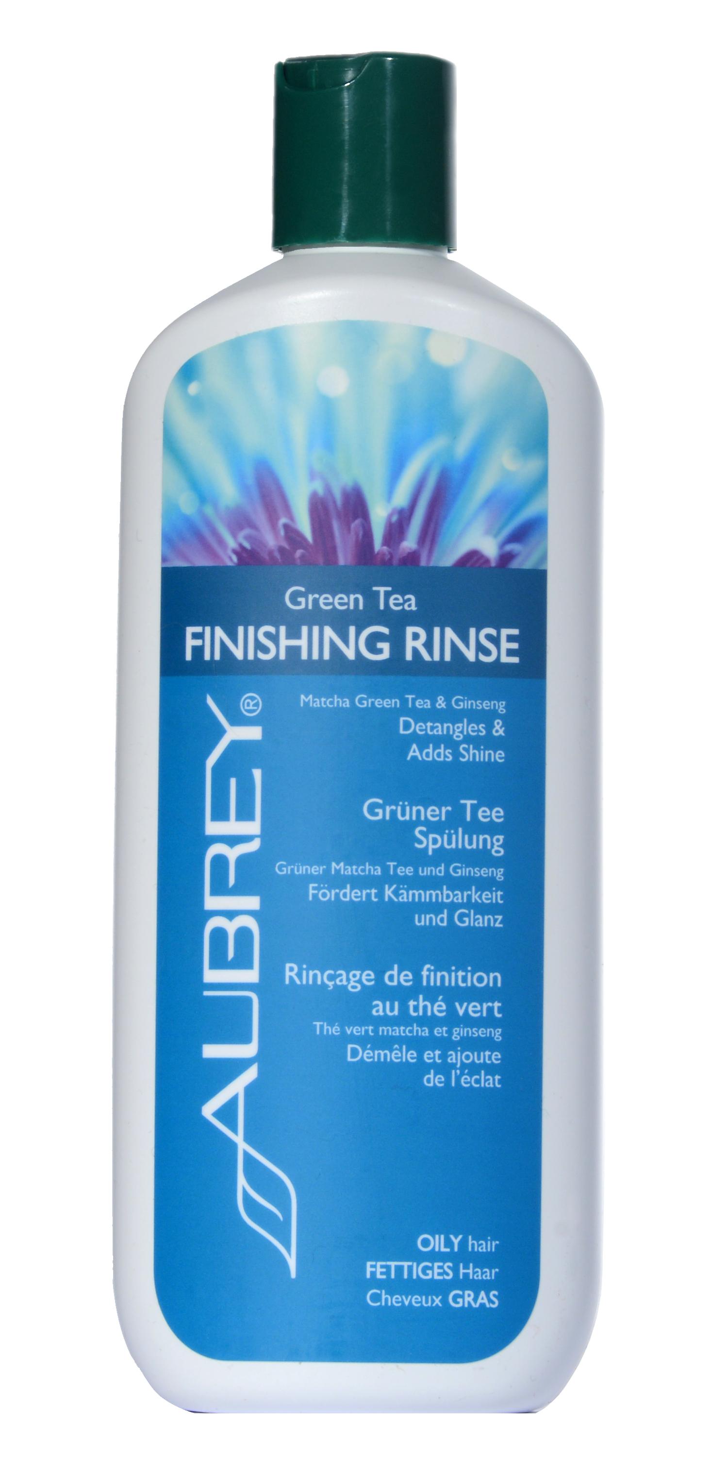 Green Tea Finishing Cream Rinse for Oily Hair 325ml